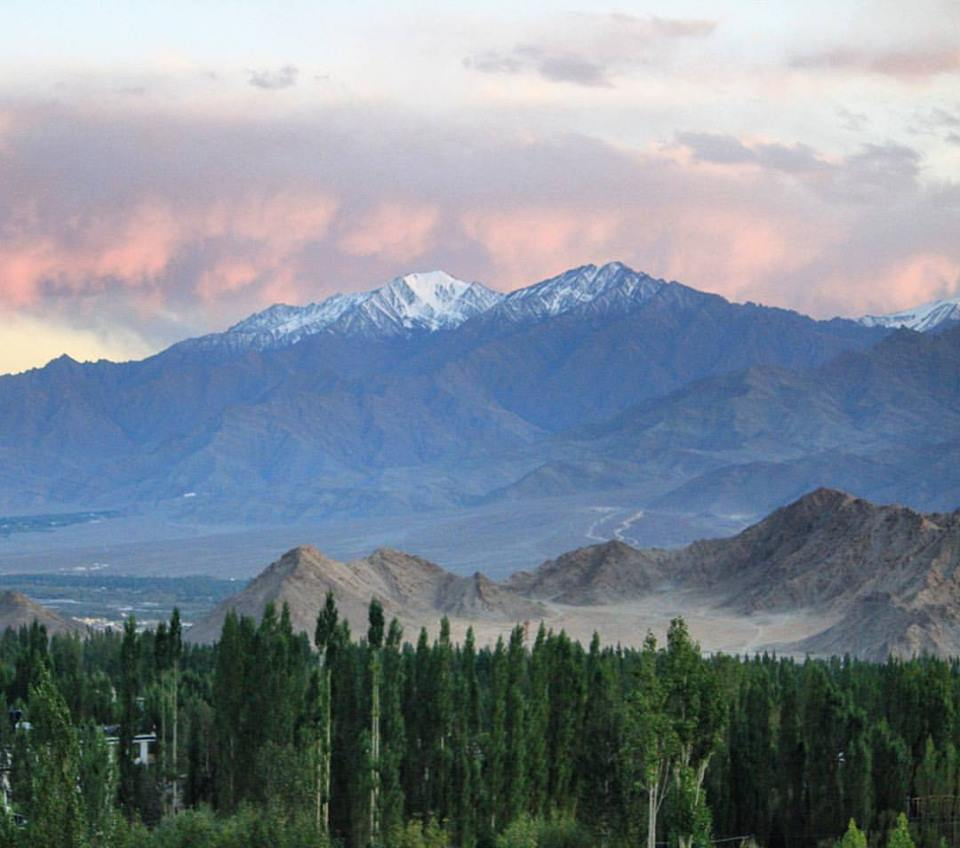 Ladakh: where the sky meets the mountains